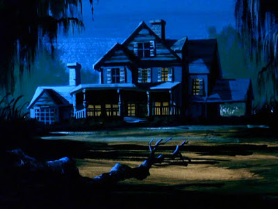 50 Scooby-Doo background paintings