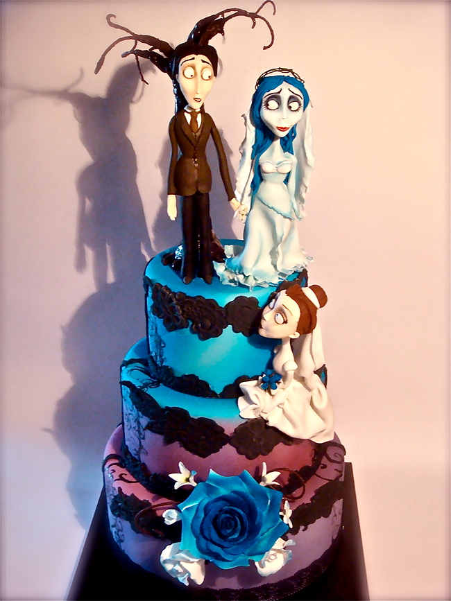 Cakes by Sara Giustizieri