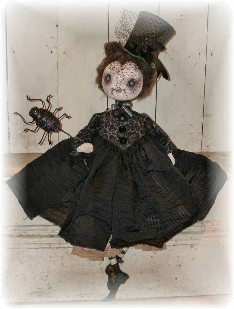 The Pixie's Thimble prims. Via Church of Halloween