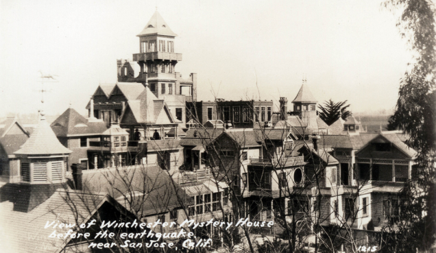 Winchester Mystery House to allow overnight guests