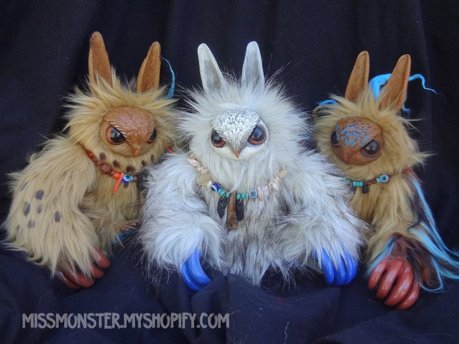 Baby Owlbears