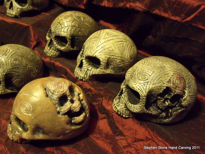 Skulls by Stephenston3