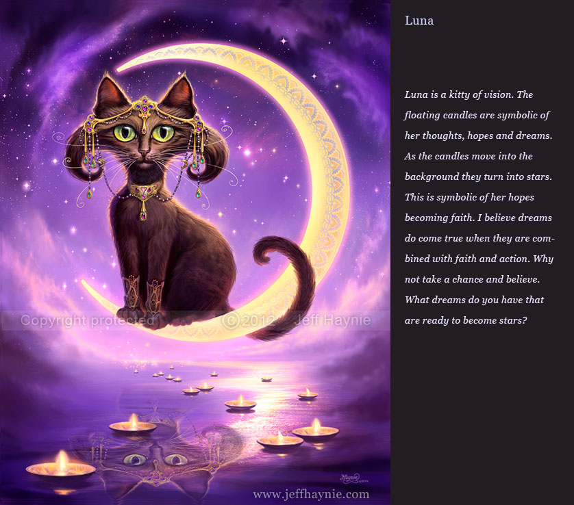 Luna_Cat-Art