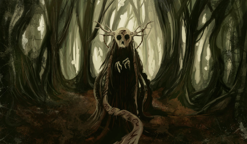 AldSkar, Little Death of Forest
