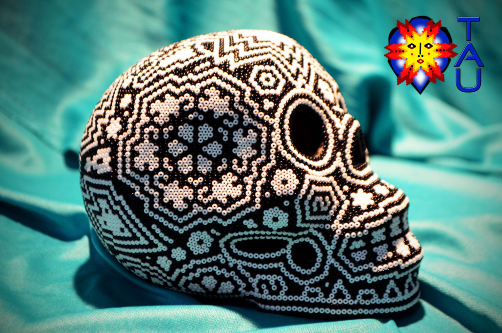 Skull by Artmexican