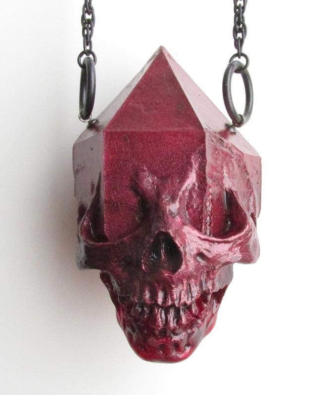 Crystal Ossuary. Via Bleaq