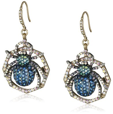 Spooky Jewels by Betsey Johnson (sadly, the reviews say they often break in transit)