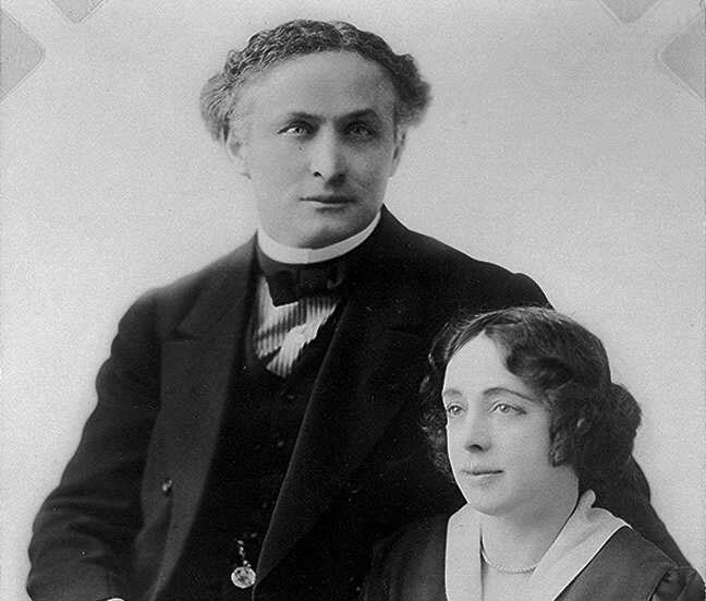 Did Houdini communicate from beyond after all?