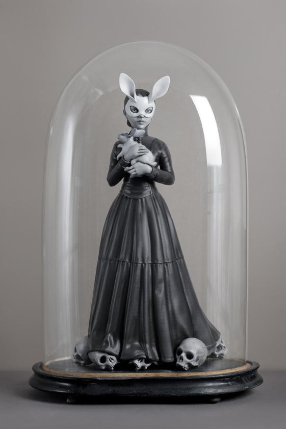 Tender Loving Darkness figurine