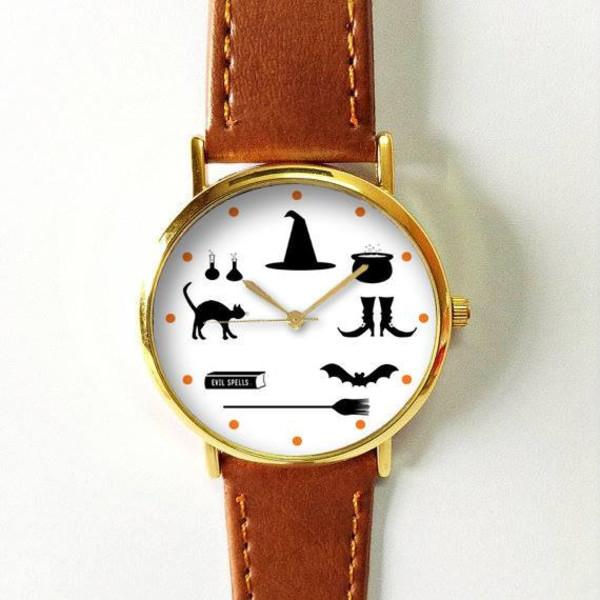 Halloween Watch (Via Celebrate Halloween Every Day)